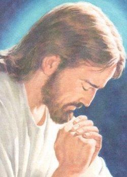 JESUS Nuestro Modelo de Oración