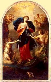 A La Virgen de los Nudos